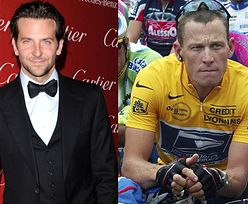 Bradley Cooper zagra Lance'a Armstronga?!