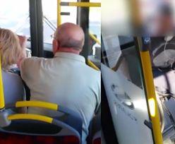 """Kierowca nie wpuścił niepełnosprawnego do autobusu w Warszawie. """"To nie jest mój obowiązek!"""""""