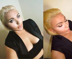 Wiktoria Grycan pofarbowała się na blond! (FOTO)