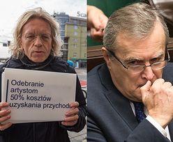 """Dyrektor Teatru Polskiego do ministra Glińskiego: """"Apeluję, aby pan ustąpił ze stanowiska!"""""""