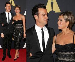 Elegancka Jennifer Aniston z facetem!