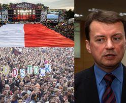 """PiS próbuje zniechęcić do przyjazdu na Woodstock: """"Naprawdę chcecie, by w Polsce odbyła się impreza z udziałem MUZUŁMAŃSKICH IMIGRANTÓW?"""""""