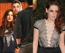 Pattinson ma nową dziewczynę! KOGO WAM PRZYPOMINA? :)