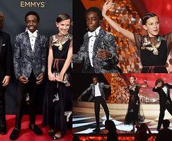 """Dzieciaki z serialu """"Stranger Things"""" zaskoczyły publiczność na gali Emmy! (ZDJĘCIA)"""