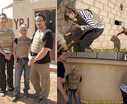 Australijska telewizja nakręciła reality show o... wojnie w Syrii!