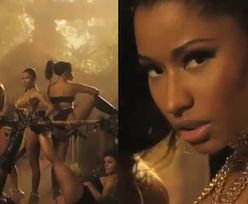 Nicki Minaj kusi w nowym teledysku!