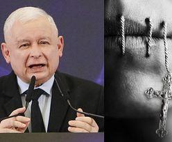 """Kaczyński zapowiada zaostrzenie kar dla księży pedofilów: """"My nigdy patologii nie tolerowaliśmy"""""""