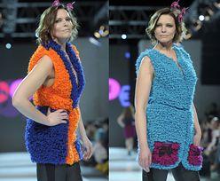 """Felicjańska w wełnie na polskim """"Fashion Week"""""""