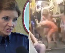 """Uczestniczka bójki w tramwaju zatrzymana! """"Ukrywała się, znaleziono ją w szafce na buty!"""""""