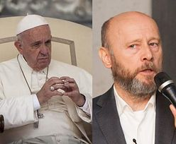 """Pieczyński przekonuje w Polsacie: """"Papież jest urzędnikiem SEKTY RELIGIJNEJ. Papieżami zostali ludzie, którzy byli GWAŁCICIELAMI"""""""
