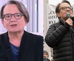 """Holland: """"Kaczyński jest mistrzem budowania nienawiści. To on zapoczątkował dzielenie Polaków!"""""""