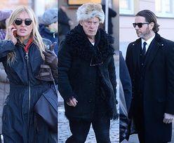 Olejnik, Olbrychski i... Majdan na pogrzebie Oleksego (ZDJĘCIA)