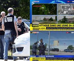 Z OSTATNIEJ CHWILI: Kolejny zamach we Francji! Ofierze ODCIĘTO GŁOWĘ!
