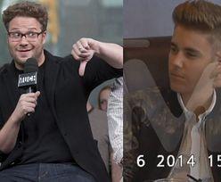 """Seth Rogen o Bieberze: """"KAWAŁ GÓWNA!"""""""