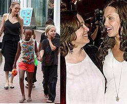 """Angelina o zmarłej matce: """"Dzięki niej przeżyłam operację"""""""