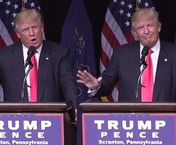 """Trump: """"Clinton to porażka. Lepiej uważajcie, czego sobie życzycie!"""""""