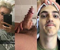 Radek Pestka pokazał na Snapchacie... penisa! (FOTO)