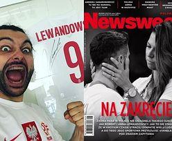 """Zosia Ślotała i brat byłego narzeczonego Dody komentują okładkę """"Newsweeka"""": """"Tania i żenująca zagrywka. JESTEŚCIE MIERNOTAMI"""""""