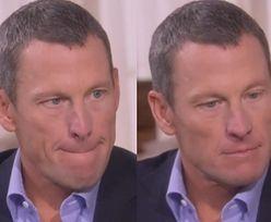 """Armstrong PRZYZNAŁ SIĘ DO DOPINGU! """"KŁAMAŁEM"""""""