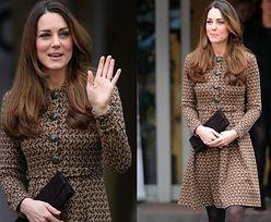 Księżna Kate W TEJ SAMEJ SUKIENCE, co rok temu!