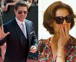 """Tom Cruise boi się ponownie zakochać? """"Unika związków od rozstania z Katie Holmes"""""""