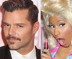 Ricky Martin i Minaj w reklamie... szminki!
