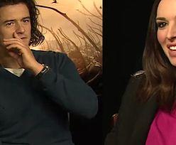 """Orlando Bloom do Wendzikowskiej: """"Jesteś taka PIĘKNA!"""""""