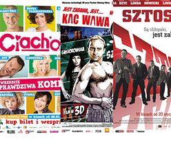 Wybieramy NAJGORSZĄ polską komedię (Porównajcie!)