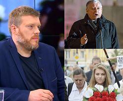 """Miesięcznica smoleńska to impreza religijna? Zandberg: """"Byłaby to czarna msza nienawiści!"""""""