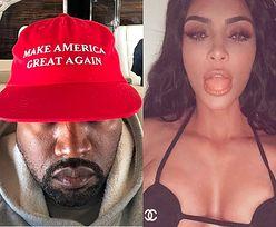 Kanye West czuje się zaniedbany przez żonę z powodu... trójki dzieci!