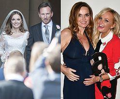 44-letnia Geri Halliwell jest w ciąży!