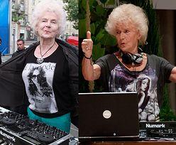 DJ Wika też obchodzi Dzień Babci. Jest najstarszą DJ-ką w Polsce!