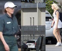 Felicity Huffman jest już w więzieniu. Paparazzi przyłapali ją w drodze na spotkanie z córką (WIDEO)