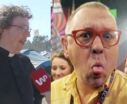 """Ksiądz o Pol'and'Rock: """"Na dyskotece co sobotę jest dużo więcej agresji niż na tym festiwalu"""""""