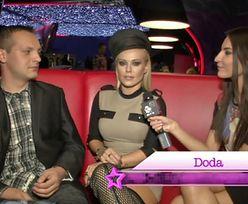 """Doda i Fokus na premierze """"Jesteś Bogiem"""""""