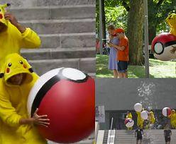 """Tak wygląda... """"zemsta Pokemonów"""" w wykonaniu pranksterów"""