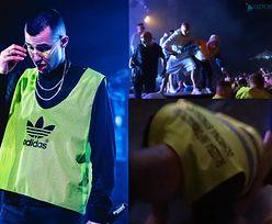 """TYLKO NA PUDELKU: Żabson został zaatakowany przez ochronę podczas koncertu? """"Było ZAGROŻENIE STARANOWANIA LUDZI"""""""