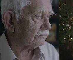 Wzruszająca reklama: Starszy pan ma dość samotnych Świąt