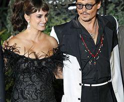"""Depp i Cruz na premierze """"Piratów z Karaibów 4""""! (ZDJĘCIA)"""