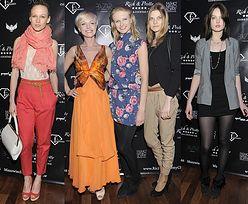 """""""Top modelki"""" na urodzinach Fashion TV"""