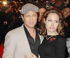 Angelina jest wściekła na matkę Brada!
