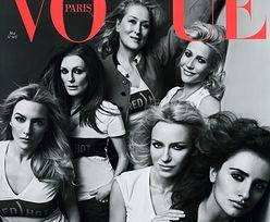 """Najlepsze aktorki na okładce """"Vogue'a""""!"""