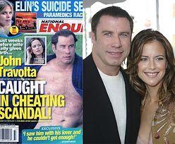 Travolta zdradza żonę Z FACETAMI!