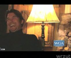 Okrutna parodia nawiedzonego Toma Cruise'a! (wideo)
