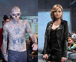 """Zombie Boy i Viktoria z """"Top model"""" NA WYBIEGU"""
