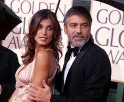"""Clooney zostawił Canalis, bo """"wystraszył się poważnego związku""""!"""