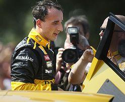 """""""W tym sezonie Robert nie wróci do Formuły 1"""""""
