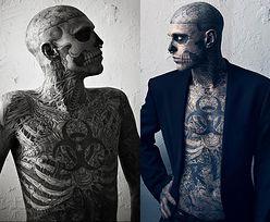 """Zombie Boy w """"Vogue'u""""!"""