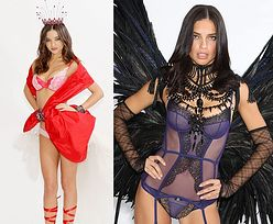 Seksowne modelki Victoria's Secret