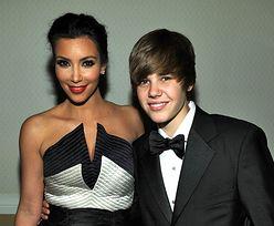 """Kardashian o Bieberze: """"Szkoda, że jest niepełnoletni!"""""""